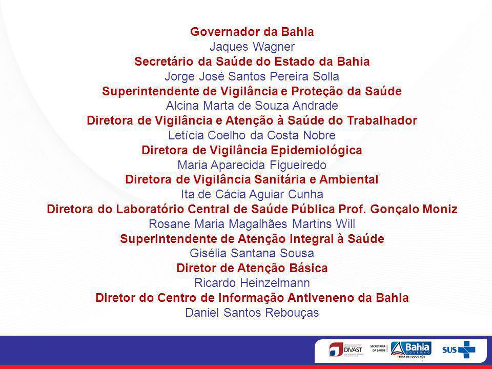 Secretário da Saúde do Estado da Bahia Jorge José Santos Pereira Solla