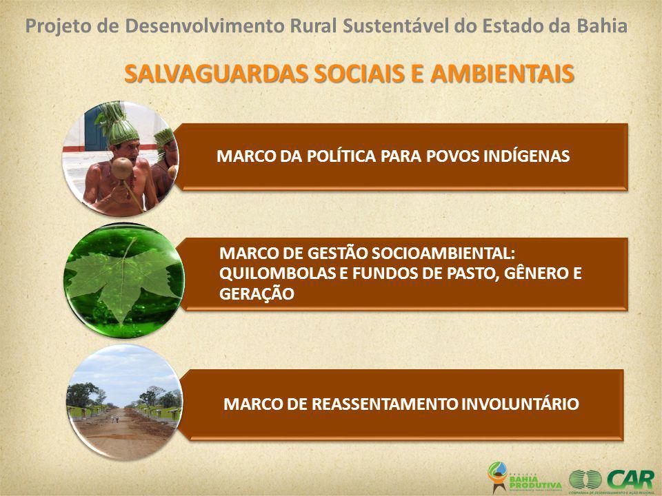 SALVAGUARDAS SOCIAIS E AMBIENTAIS