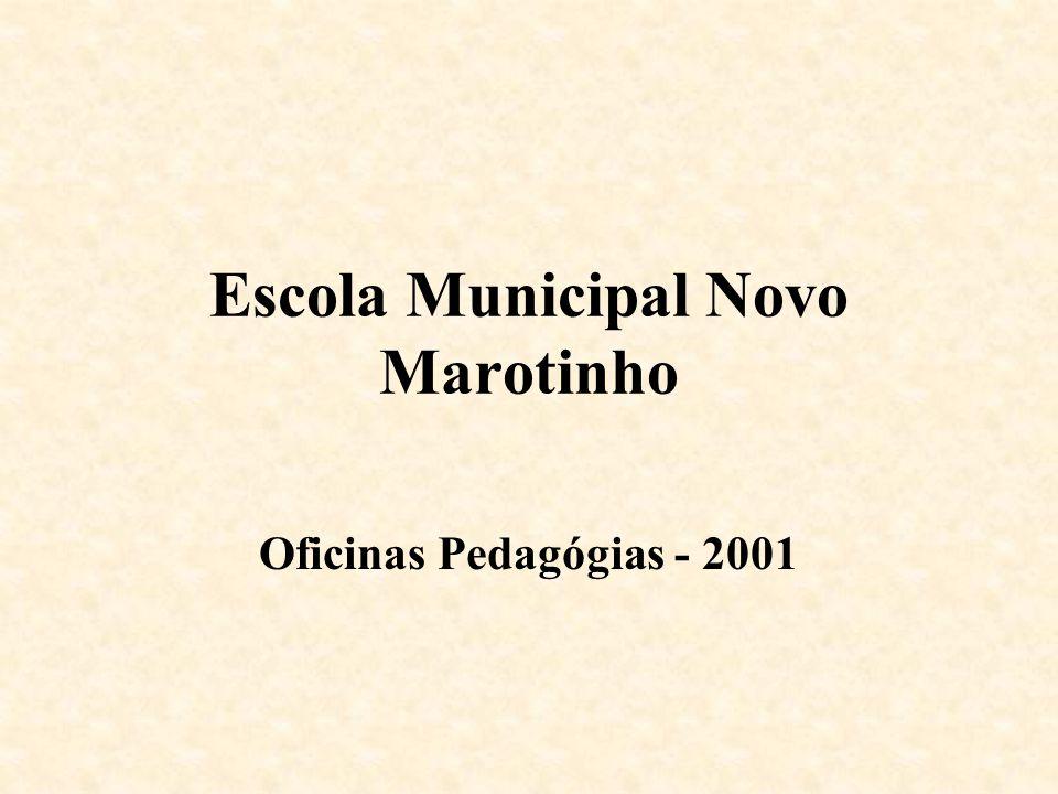 Escola Municipal Novo Marotinho