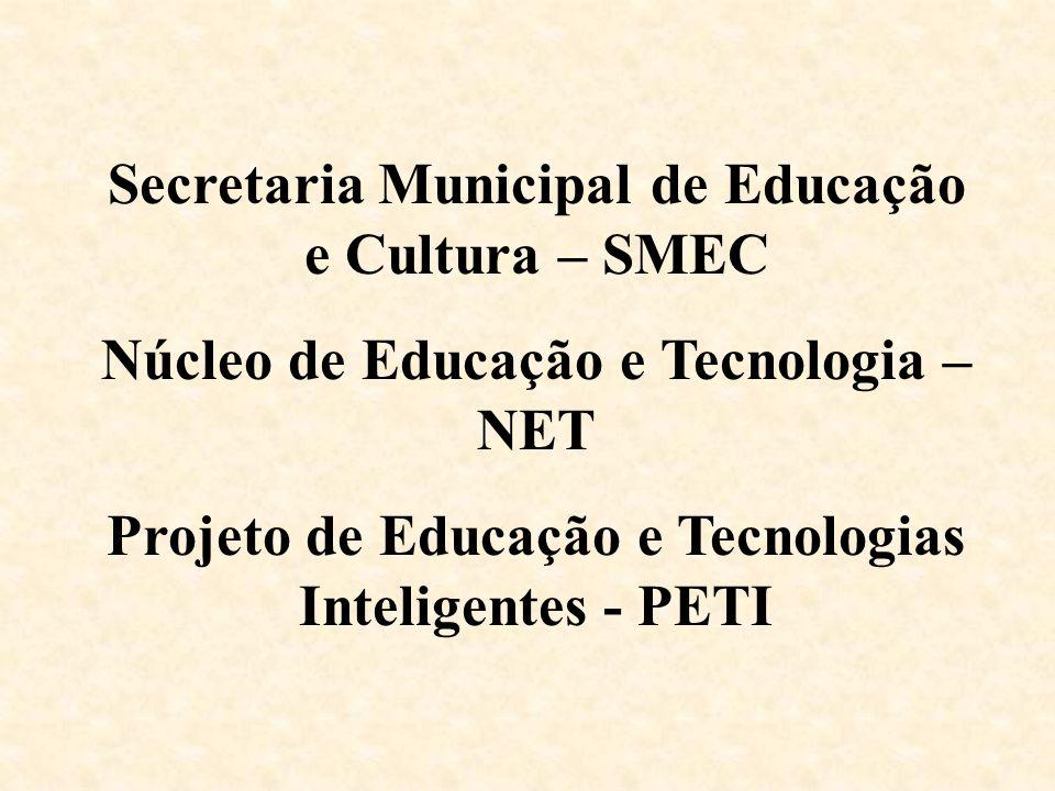 Secretaria Municipal de Educação e Cultura – SMEC
