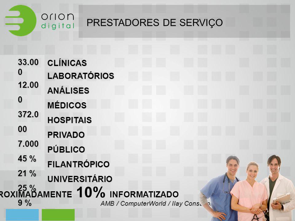PRESTADORES DE SERVIÇO
