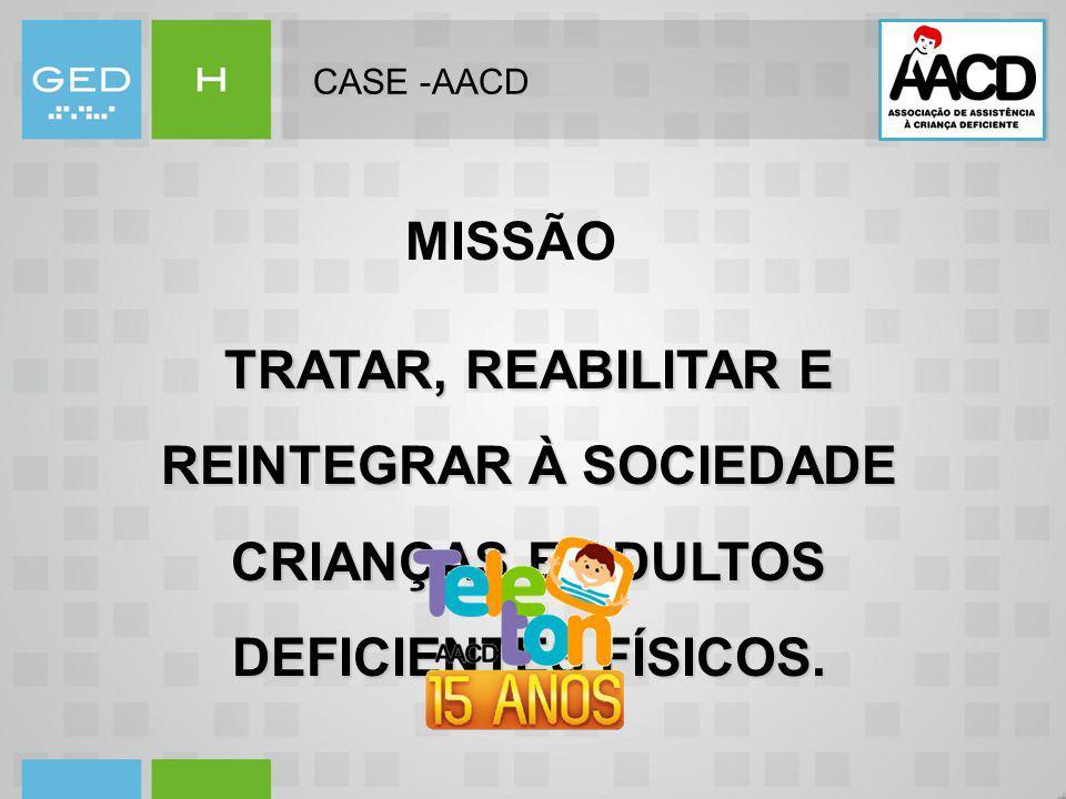 CASE -AACD MISSÃO.