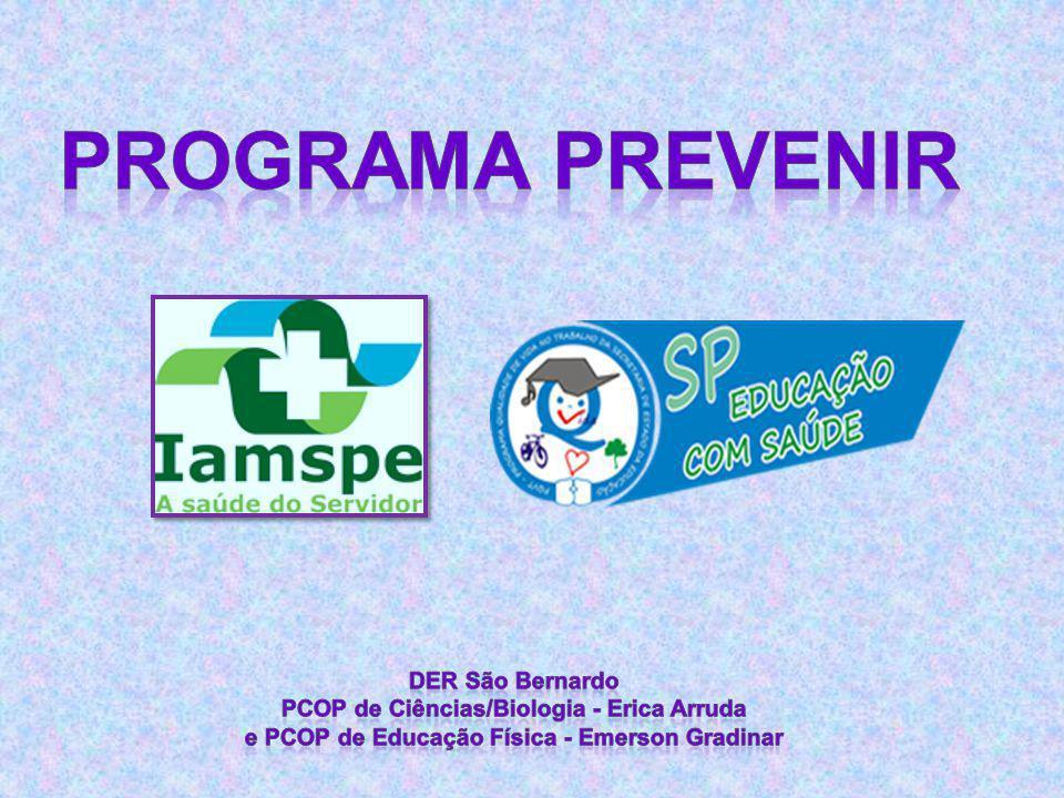 Programa Prevenir DER São Bernardo