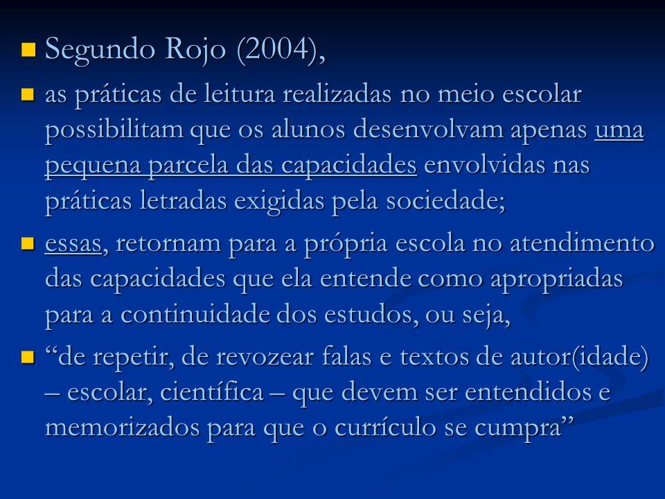 Segundo Rojo (2004),