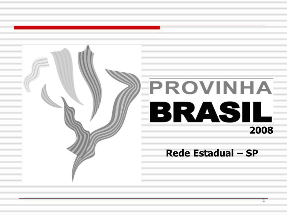 2008 Rede Estadual – SP