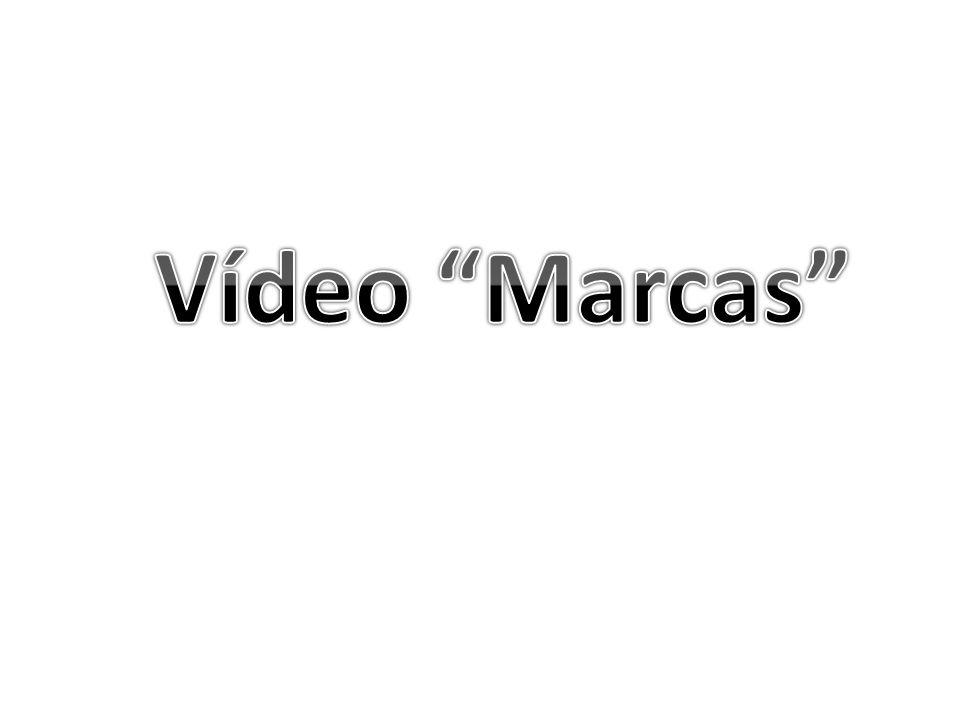 Vídeo Marcas