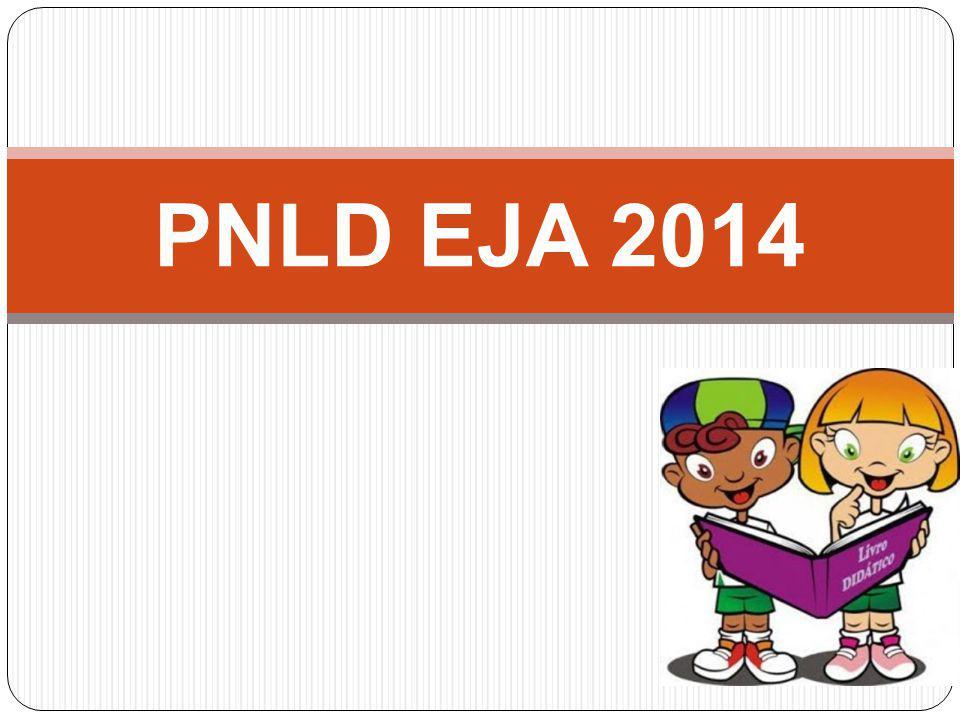 PNLD EJA 2014