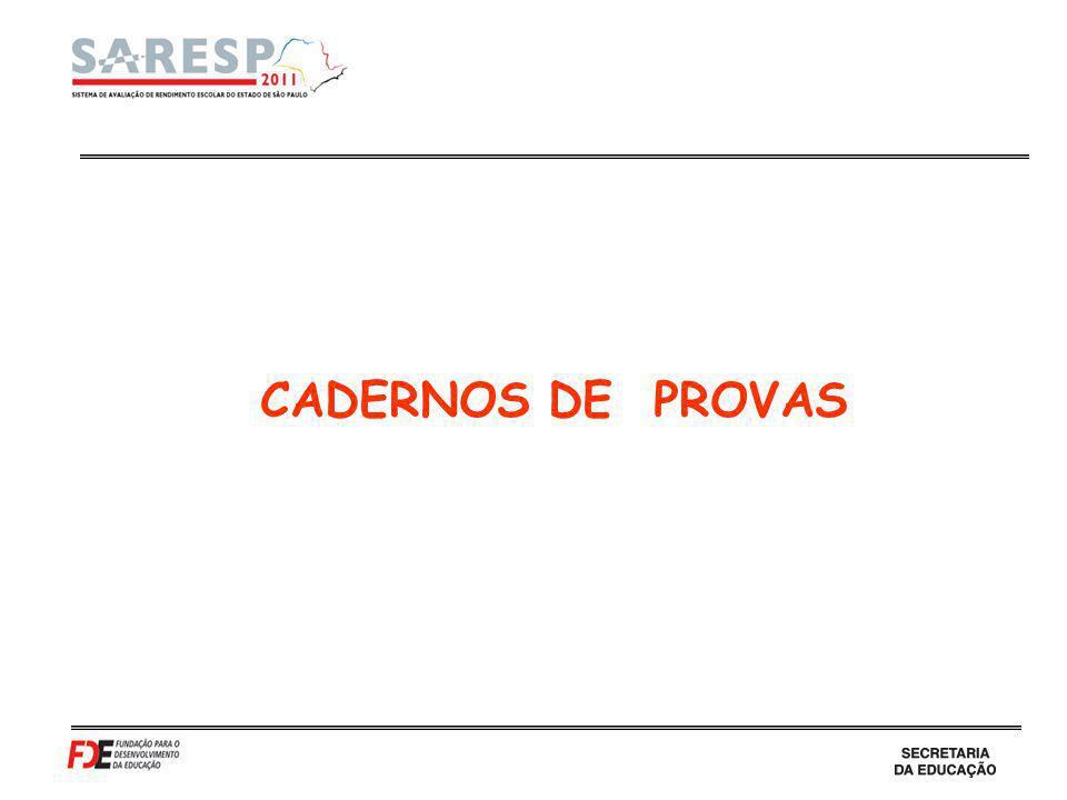 CADERNOS DE PROVAS