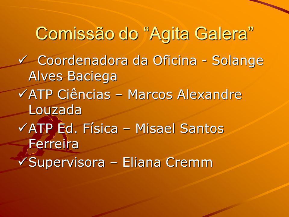 Comissão do Agita Galera