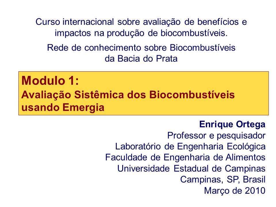 Rede de conhecimento sobre Biocombustíveis