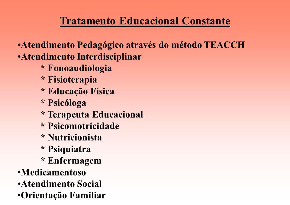 Tratamento Educacional Constante
