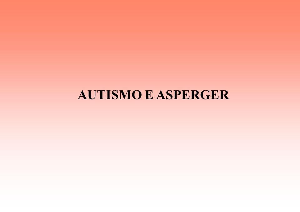 AUTISMO E ASPERGER