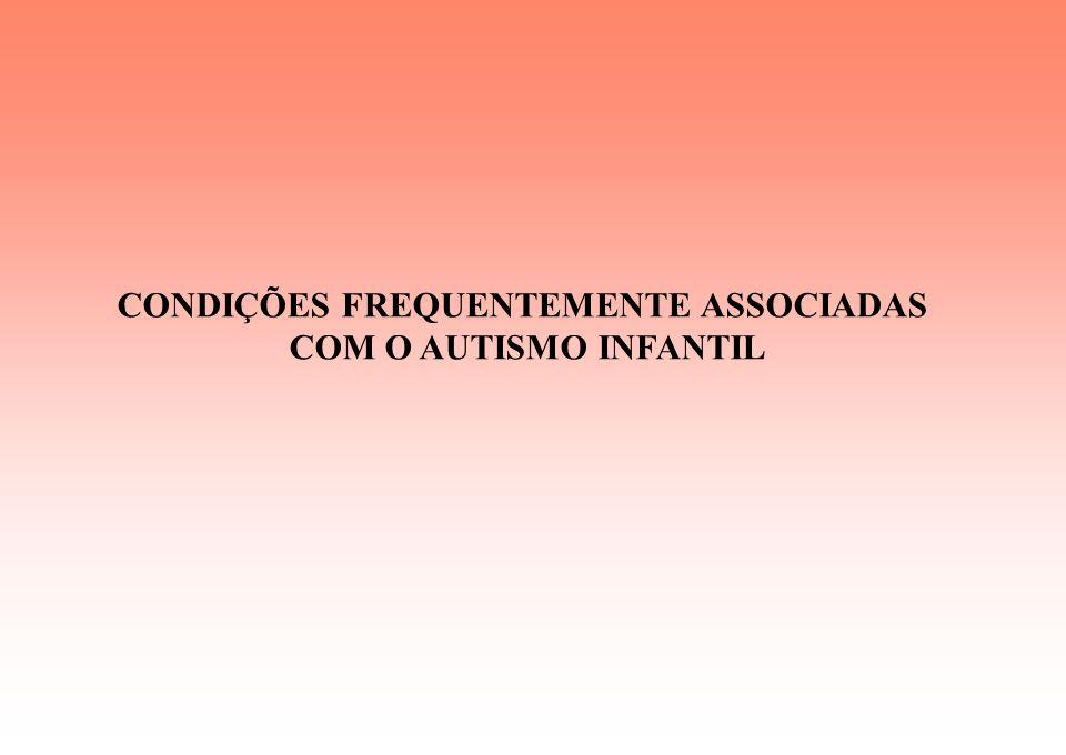CONDIÇÕES FREQUENTEMENTE ASSOCIADAS