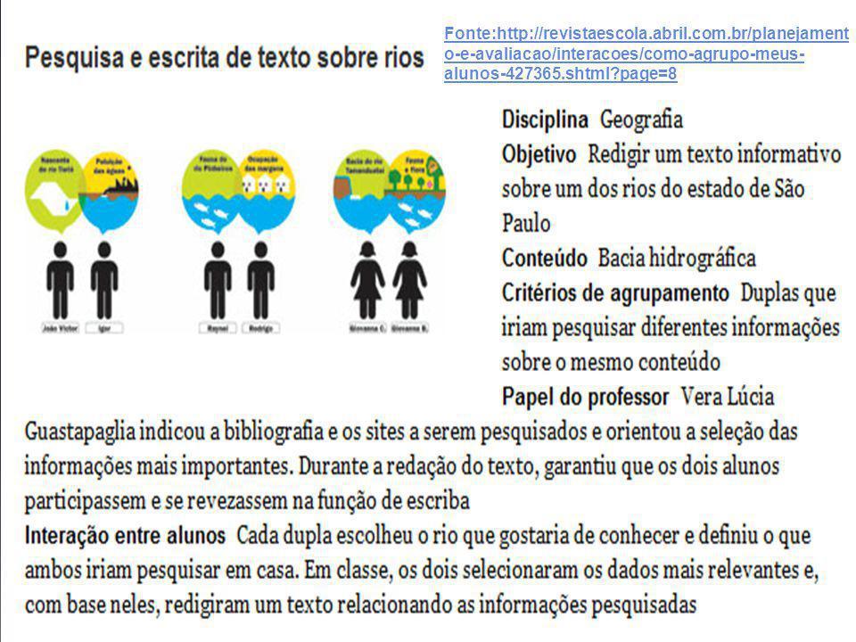 Fonte:http://revistaescola. abril. com