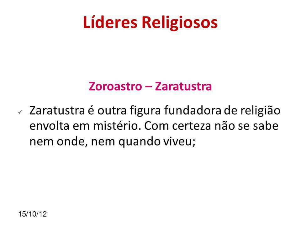 Zoroastro – Zaratustra