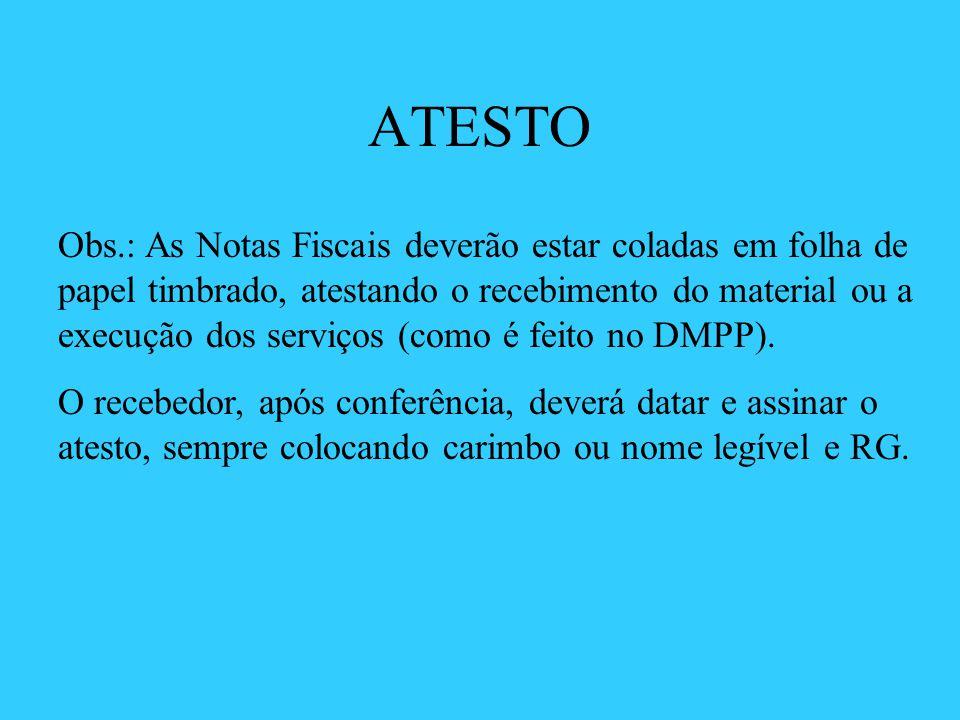 ATESTO