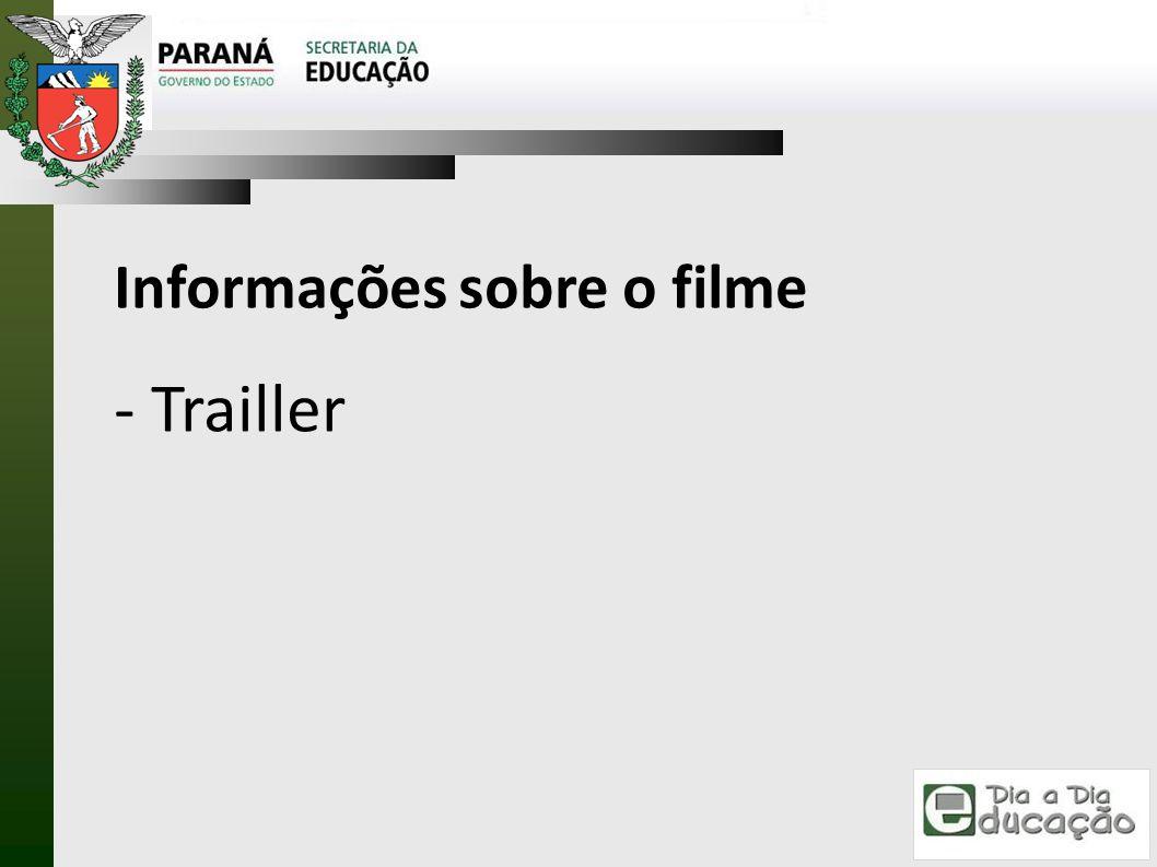 Informações sobre o filme