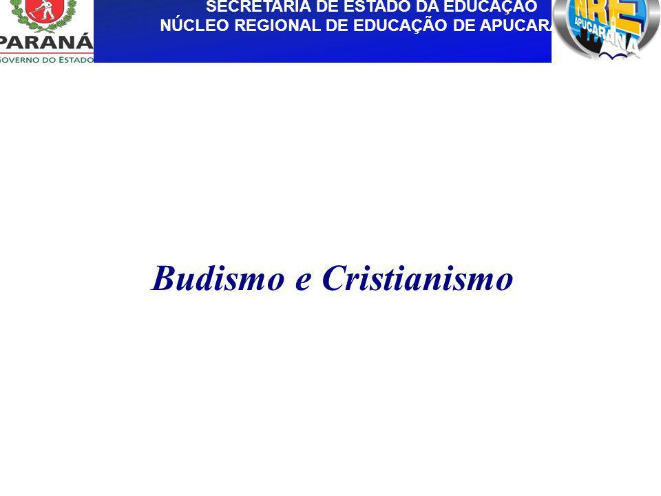 Budismo e Cristianismo