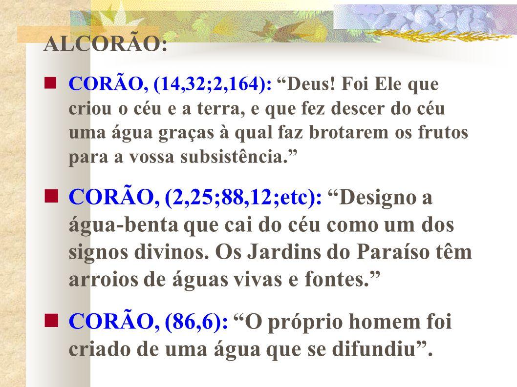 ALCORÃO: