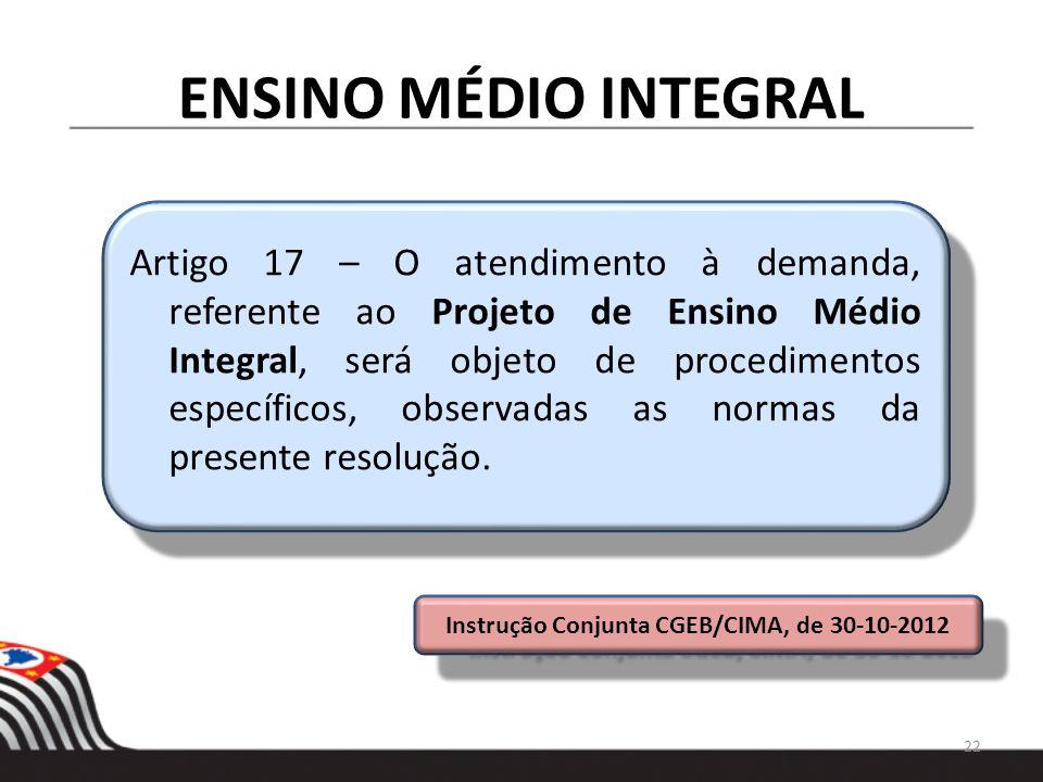 Instrução Conjunta CGEB/CIMA, de 30-10-2012