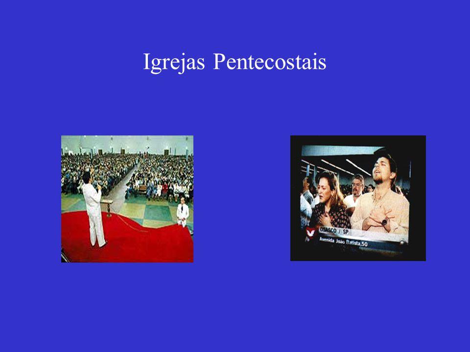 Igrejas Pentecostais