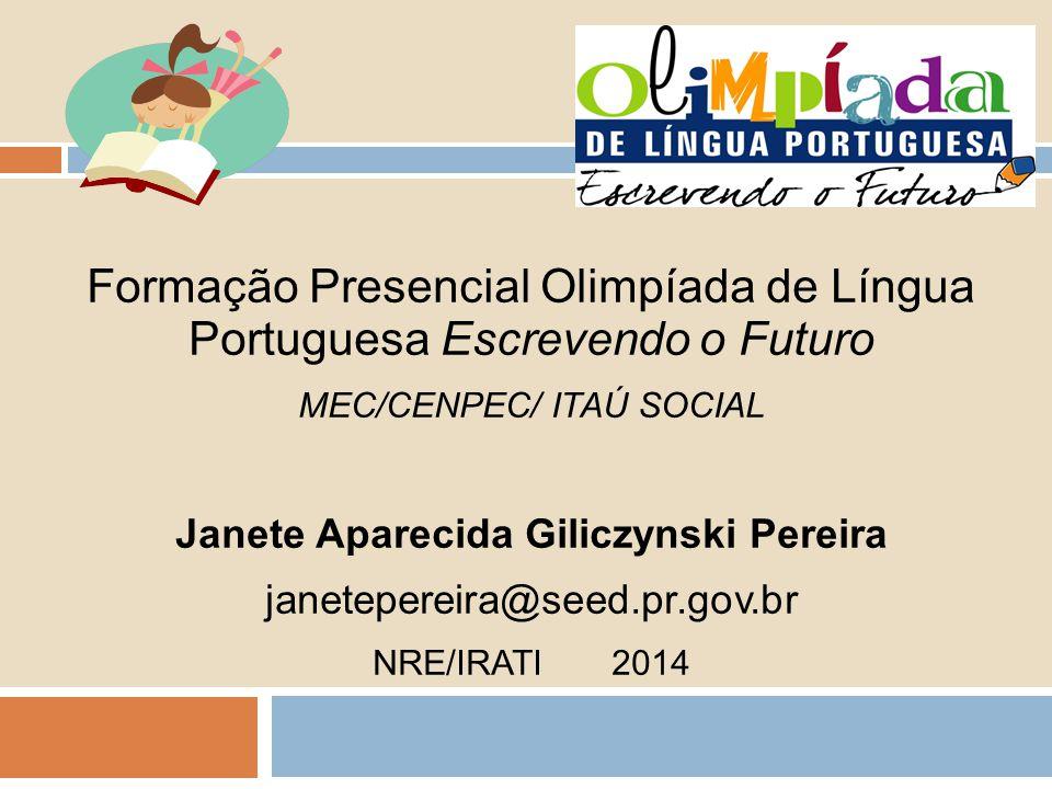 Janete Aparecida Giliczynski Pereira