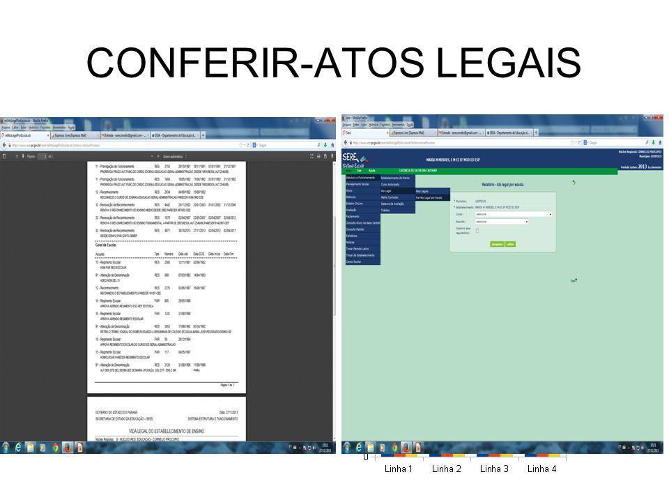 CONFERIR-ATOS LEGAIS