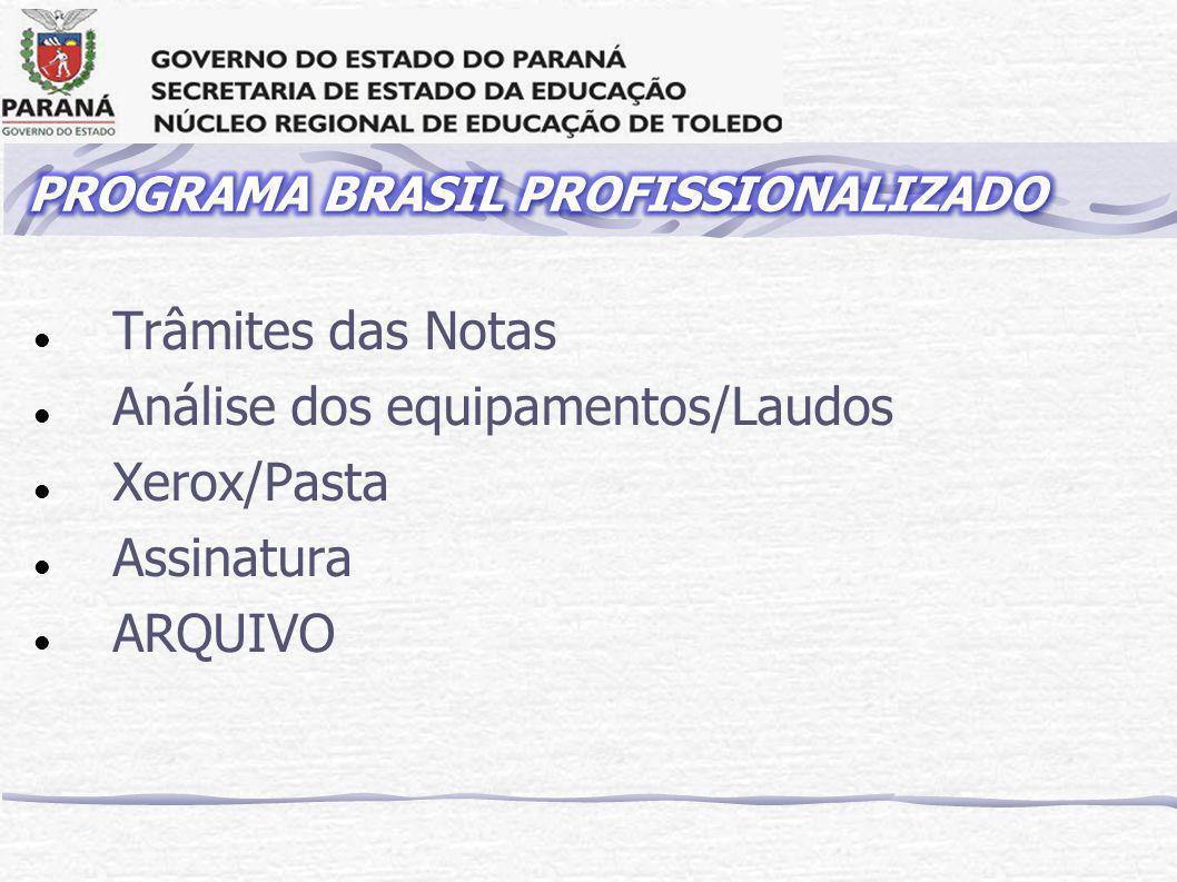 Análise dos equipamentos/Laudos Xerox/Pasta Assinatura ARQUIVO