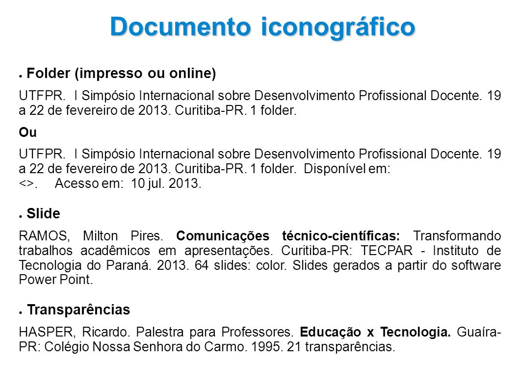 Documento iconográfico