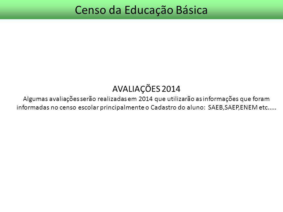 Censo da Educação Básica