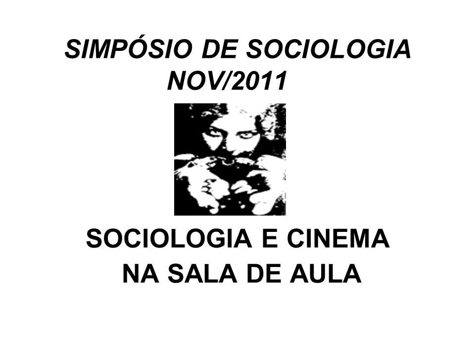 SIMPÓSIO DE SOCIOLOGIA NOV/2011