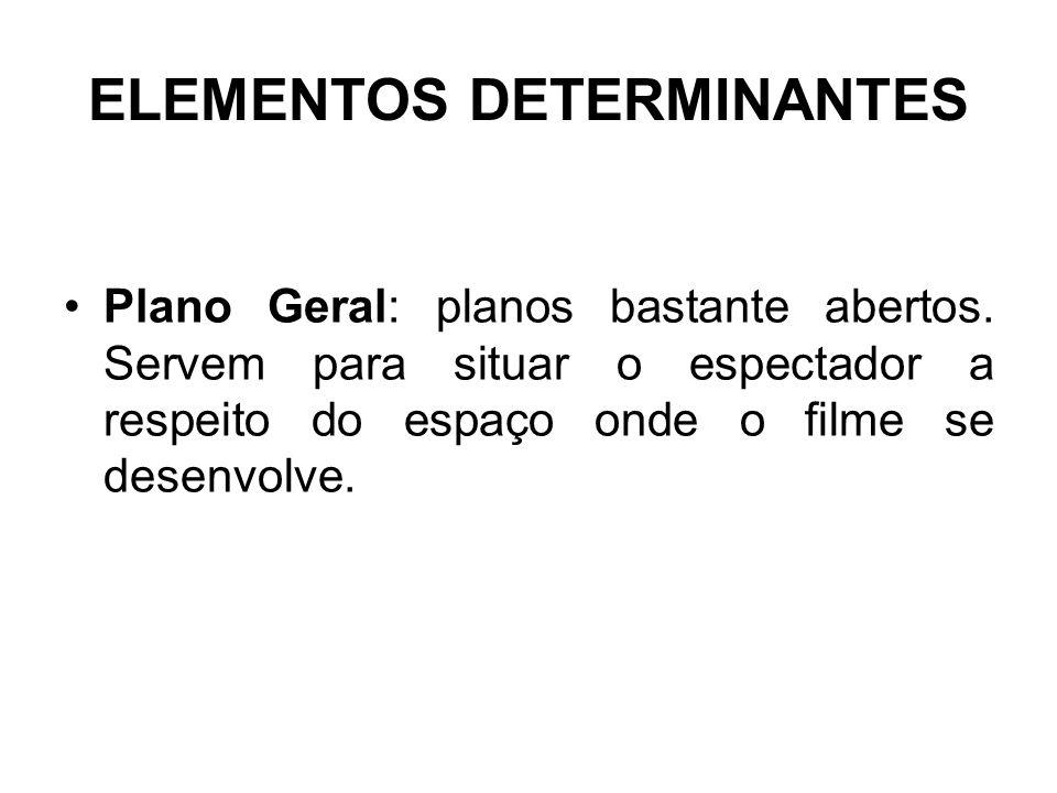 ELEMENTOS DETERMINANTES
