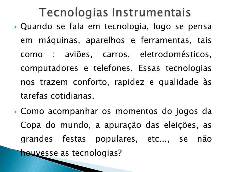 Tecnologias Instrumentais