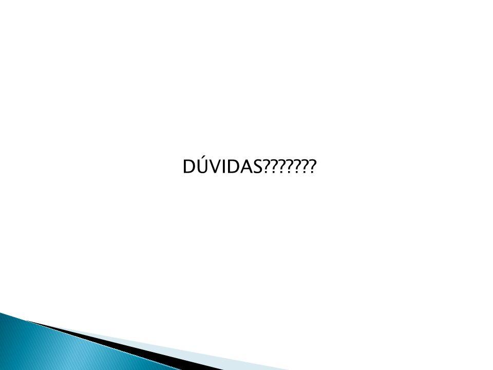 DÚVIDAS