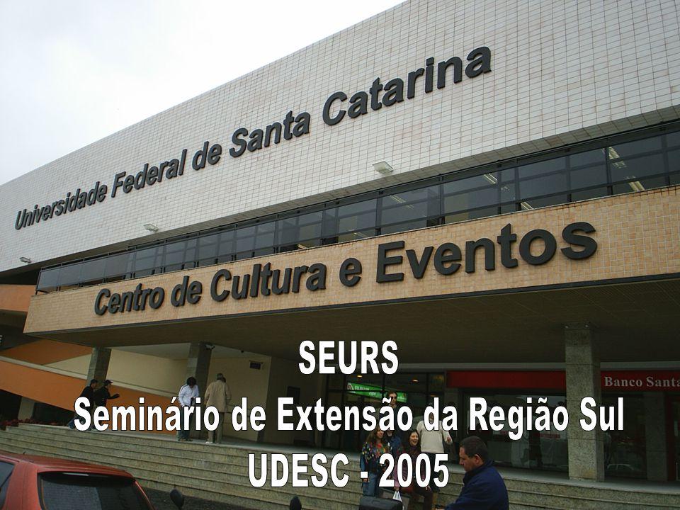 Seminário de Extensão da Região Sul