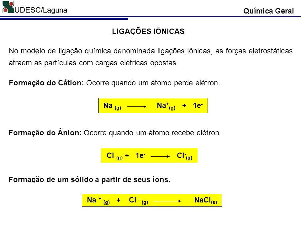 Na + (g) + Cl - (g) NaCl(s)