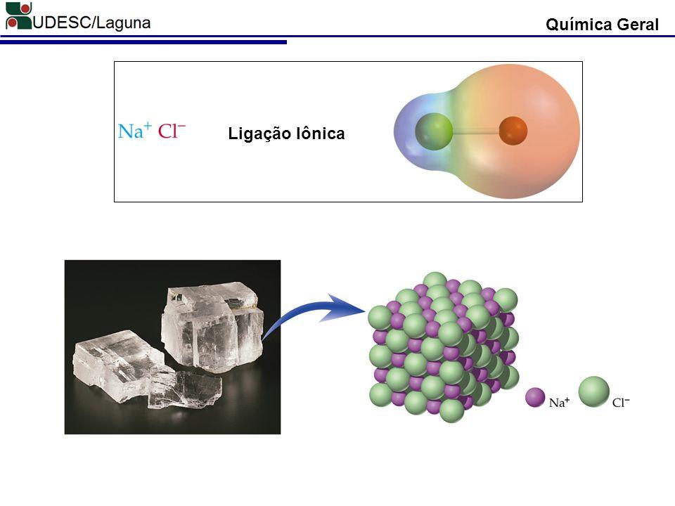 Química Geral Ligação Iônica