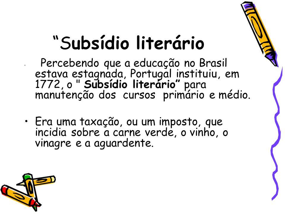 Subsídio literário