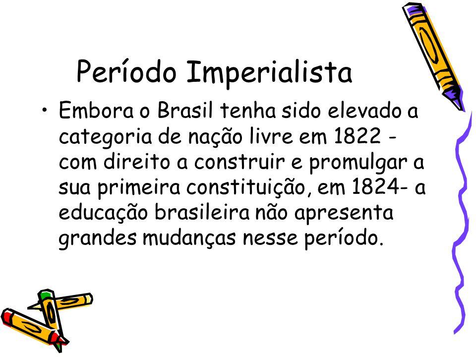 Período Imperialista