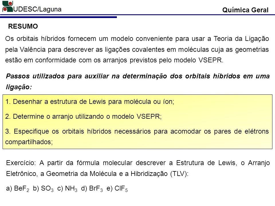 Química Geral RESUMO.