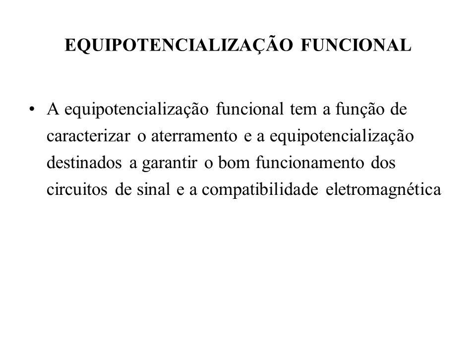 EQUIPOTENCIALIZAÇÃO FUNCIONAL