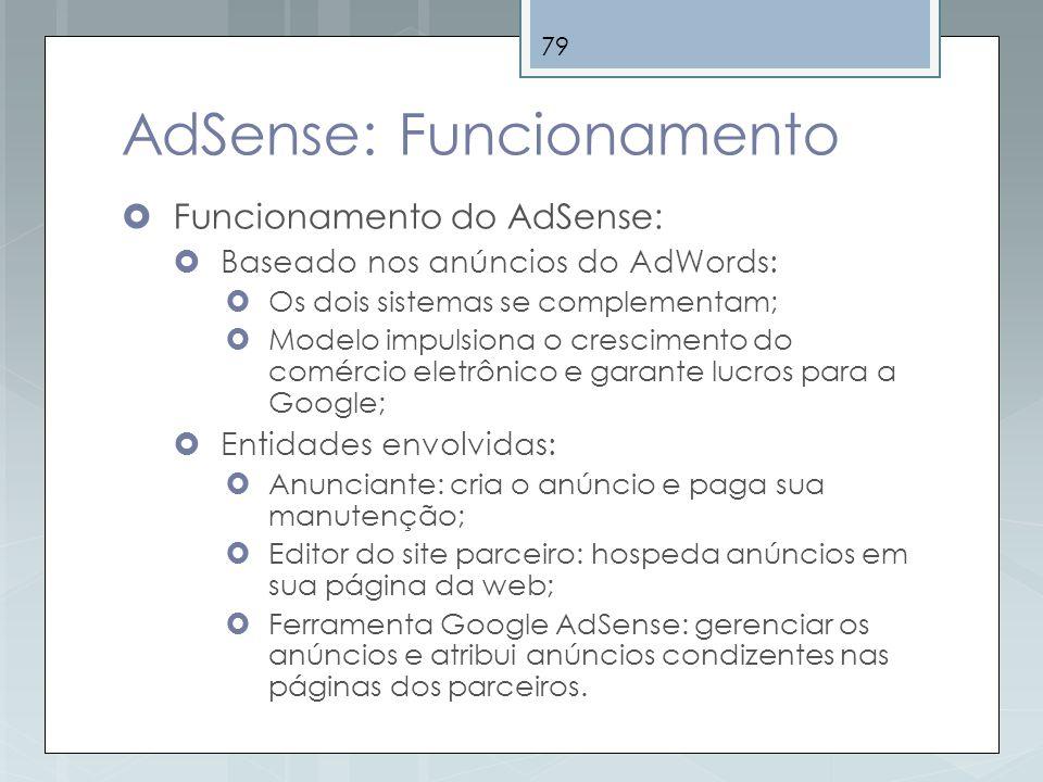 AdSense: Funcionamento