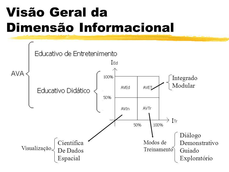Visão Geral da Dimensão Informacional