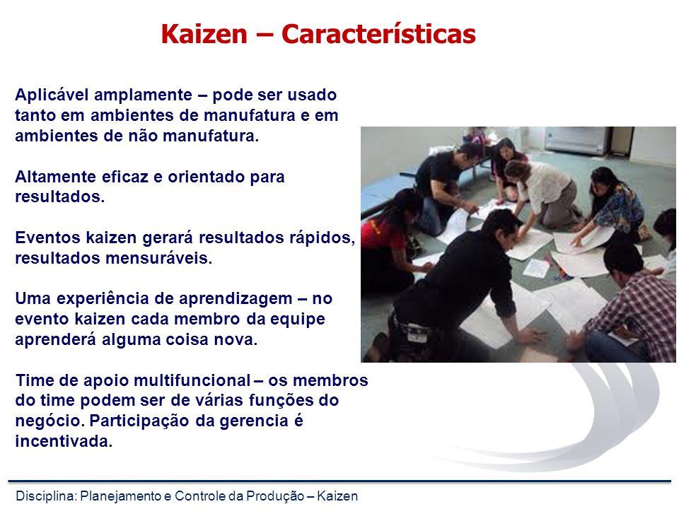 Kaizen – Características