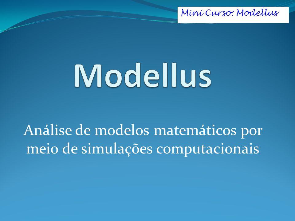 Análise de modelos matemáticos por meio de simulações computacionais