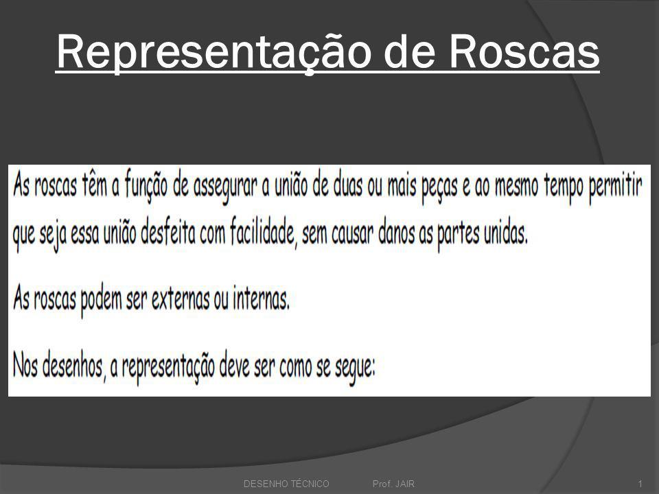 Representação de Roscas