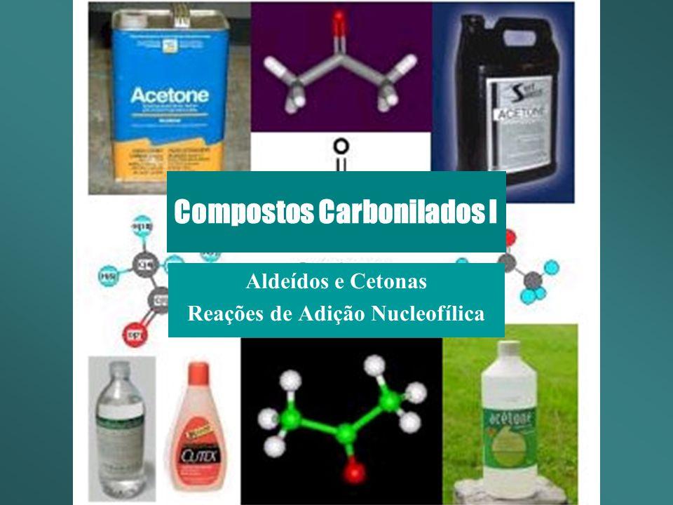 Compostos Carbonilados I