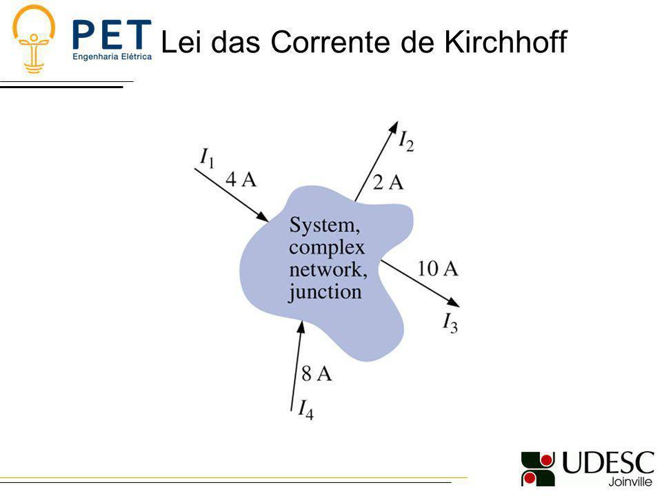 Lei das Corrente de Kirchhoff