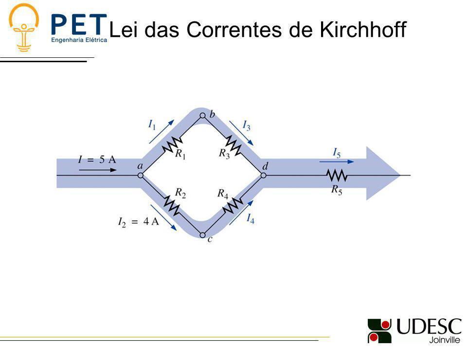 Lei das Correntes de Kirchhoff