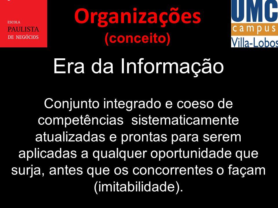 Organizações Era da Informação (conceito)